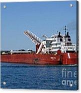 Presque Isle Ship Acrylic Print