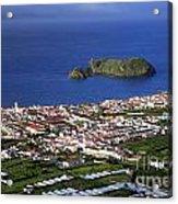 Vila Franca Do Campo Acrylic Print