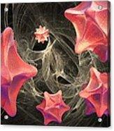 Virus Research, Conceptual Artwork Acrylic Print