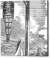 William Kidd (c1645-1701) Acrylic Print