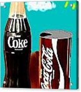 70's Coke Acrylic Print