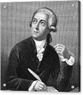 Antoine Laurent Lavoisier Acrylic Print