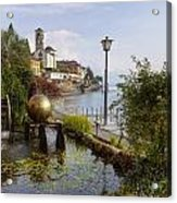 Brissago - Ticino Acrylic Print