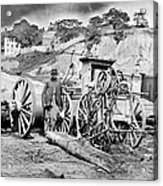 Civil War: Richmond, 1865 Acrylic Print