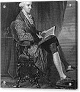 John Hancock (1737-1793) Acrylic Print