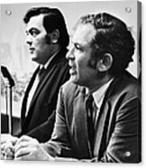 Norman Mailer (1923-2007) Acrylic Print