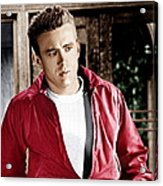 Rebel Without A Cause, James Dean, 1955 Acrylic Print