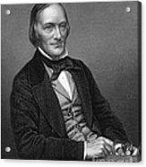 Richard Owen, English Paleontologist Acrylic Print