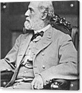 Robert E. Lee (1807-1870) Acrylic Print