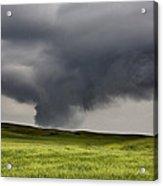Storm Clouds Saskatchewan Acrylic Print