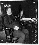 William Howard Taft Acrylic Print