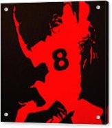 8man Acrylic Print by Michael Ringwalt