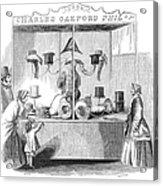 Crystal Palace, 1853 Acrylic Print