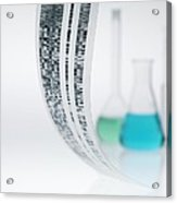 Genetics Research Acrylic Print