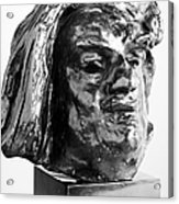Honore De Balzac (1799-1850) Acrylic Print