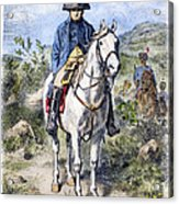 Napoleon I (1769-1821) Acrylic Print