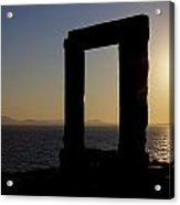 Naxos - Cyclades - Greece Acrylic Print