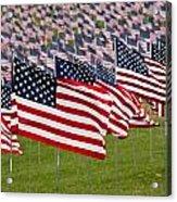 911 Memorial 1 Acrylic Print