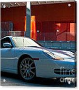 911 Porsche 996 2 Acrylic Print