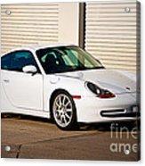 911 Porsche 996 6 Acrylic Print