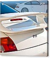 911 Porsche 996 8 Acrylic Print