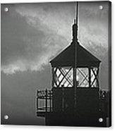 A Beacon In The Night Acrylic Print