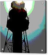 A Beacon Of Truth Acrylic Print by Jimi Bush