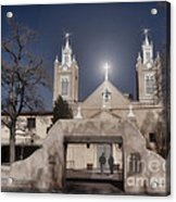 A Blessed Couple Acrylic Print