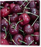 A Cherry Bunch Acrylic Print