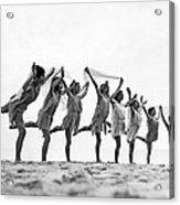 A Dance To The Morning Sun Acrylic Print