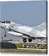 A Dassault Mirage 2000 Of The United Acrylic Print