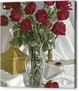 A Fine Romance Acrylic Print