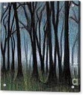 A Forest Acrylic Print