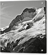 A Glacier In Jasper National Park Acrylic Print