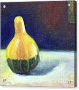A Gourd  Acrylic Print
