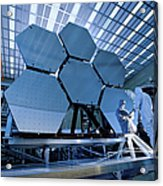 A James Webb Space Telescope Array Acrylic Print
