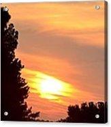 A June Sunrise Acrylic Print