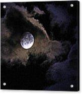 A Magical Moon Acrylic Print