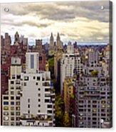 A Manhattan View Acrylic Print
