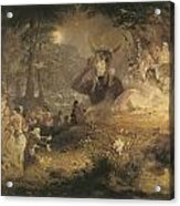 A Midsummer Night's Dream Acrylic Print