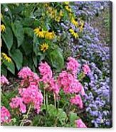 A Multitude Of Colors Acrylic Print