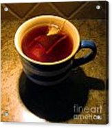 A Nice Cup Of Tea Acrylic Print