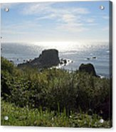 A Perfect View Acrylic Print