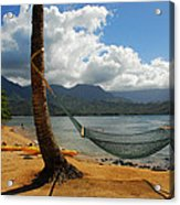 A Place To Hang Acrylic Print