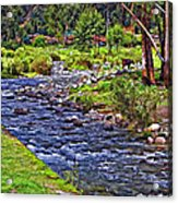 A Place Without Time Acrylic Print