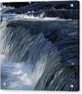 A Small Waterfall Acrylic Print