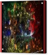A Splatter Of Applause Acrylic Print
