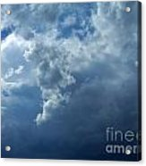 A Storm Rolls In From The West 11 Acrylic Print