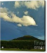A Storm Rolls In From The West 25 Acrylic Print
