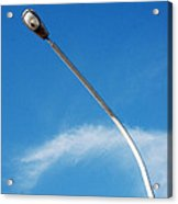 A Street Light Pole Acrylic Print